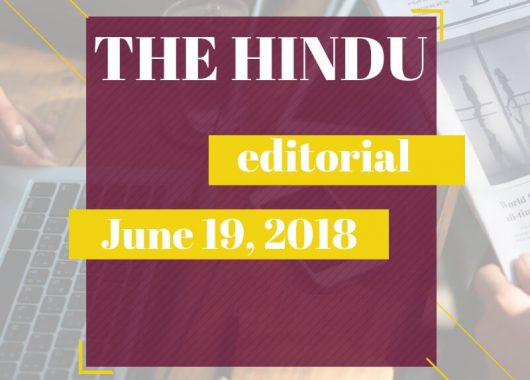 The Hindu Editorial Reading Comprehension Archives -