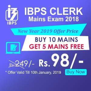 Ibps Clerk Main Exam Study Material Pdf