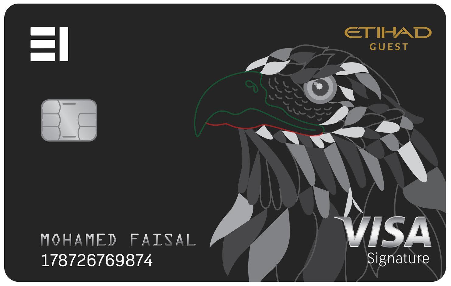 Etihad Guest Saqer Credit Card