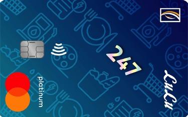 LuLu 247 Mastercard Platinum Credit Card