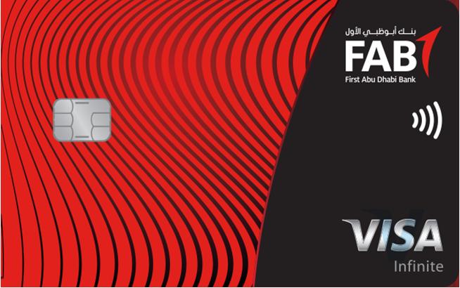 FAB Infinite Credit Card