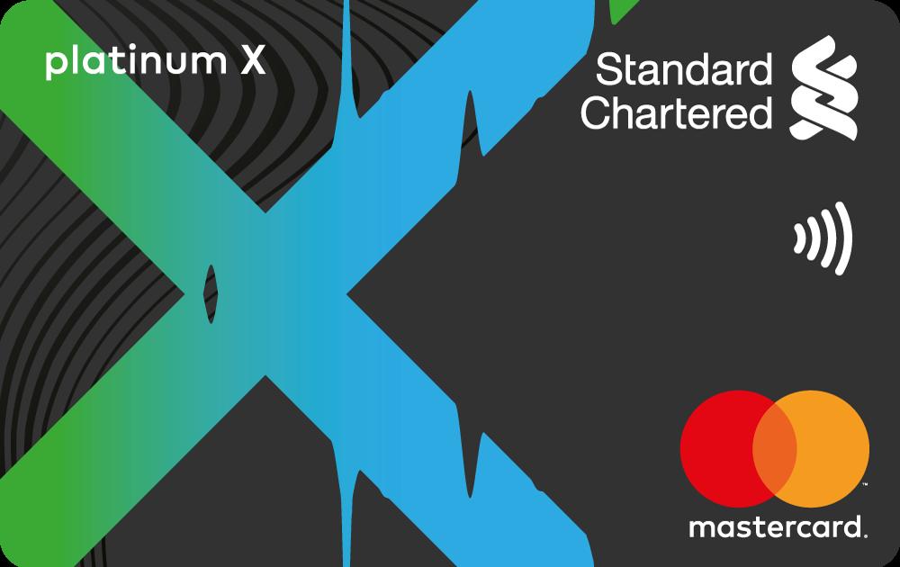 Standard Chartered Platinum X