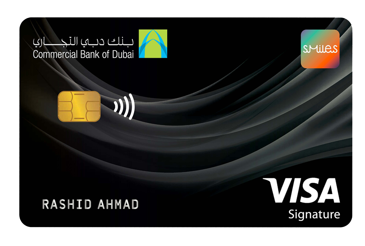Smiles Visa Signature