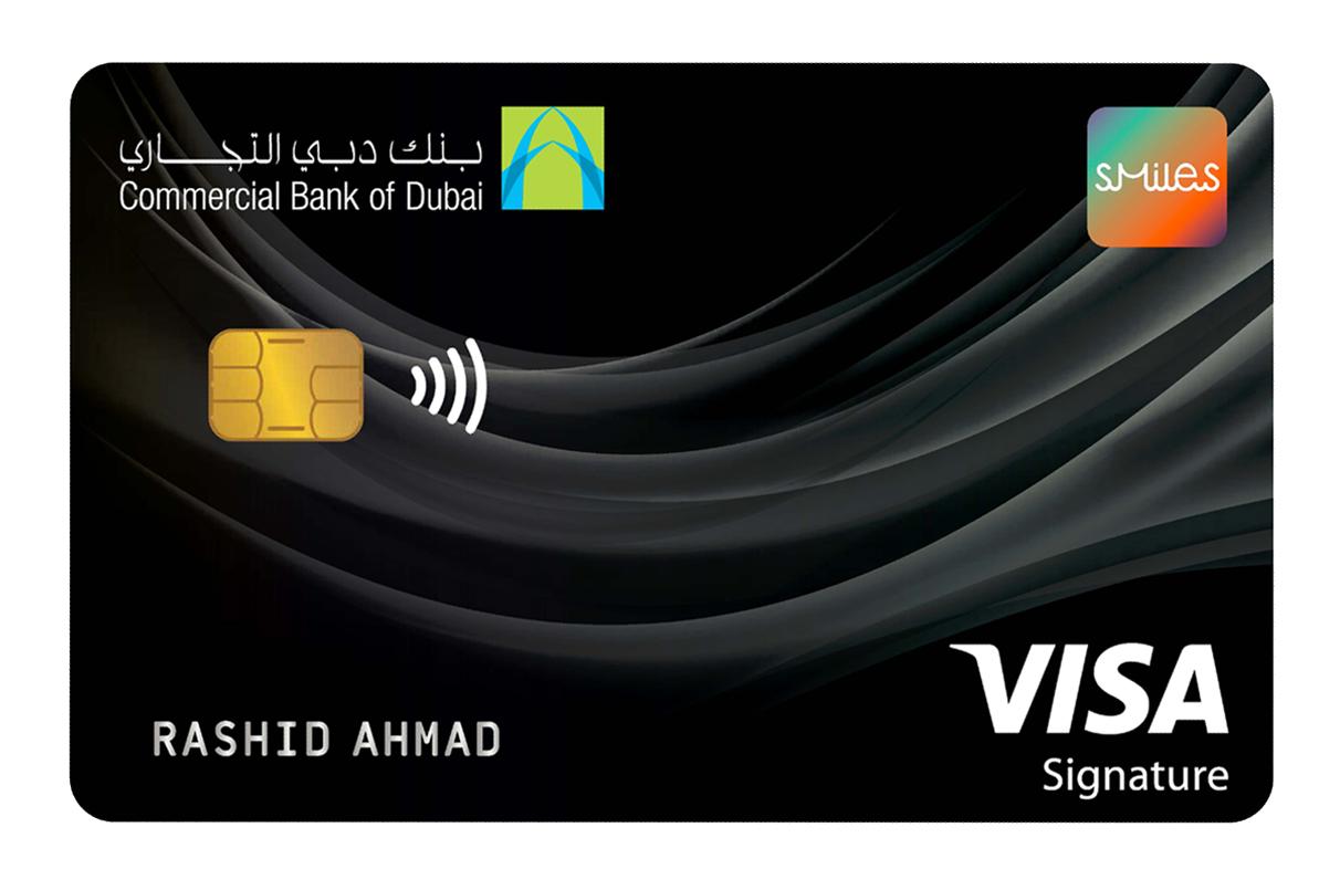 Smiles Visa Signature