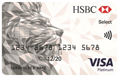 HSBC Platinum Select Card