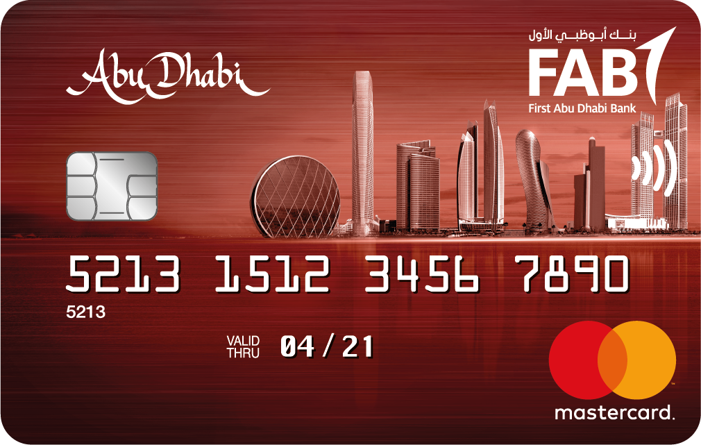 Abu Dhabi Platinum Credit Card