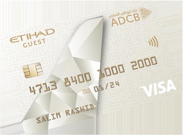 Etihad Guest Platinum Credit Card