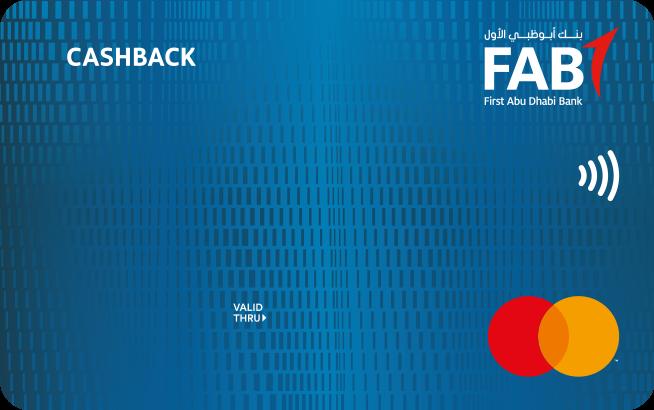 FAB Cashback Credit Card
