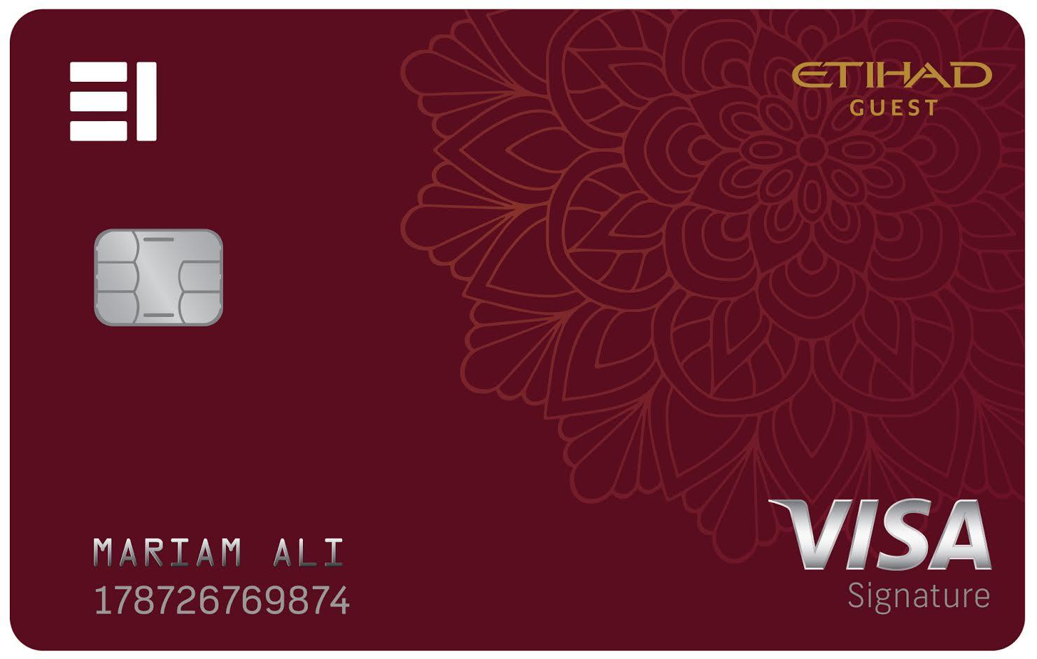 Etihad Guest Ameera Credit Card