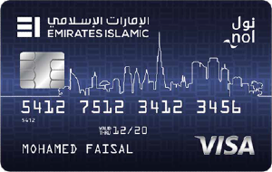 EMIRATES ISLAMIC RTA Platinum Card