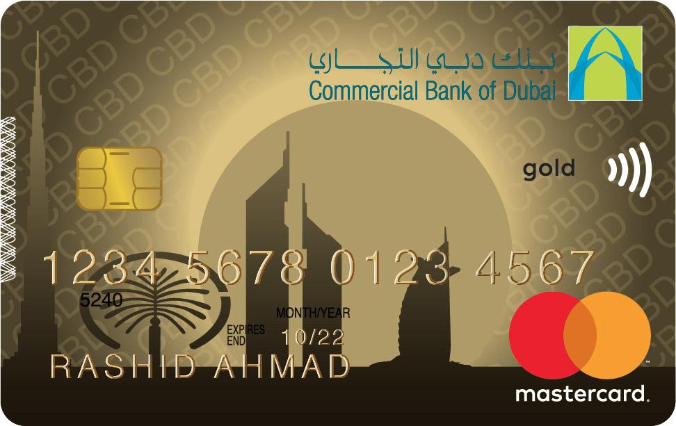 CBD Titanium Mastercard