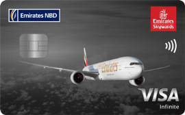 Emirates NBD Skywards Infinite Card