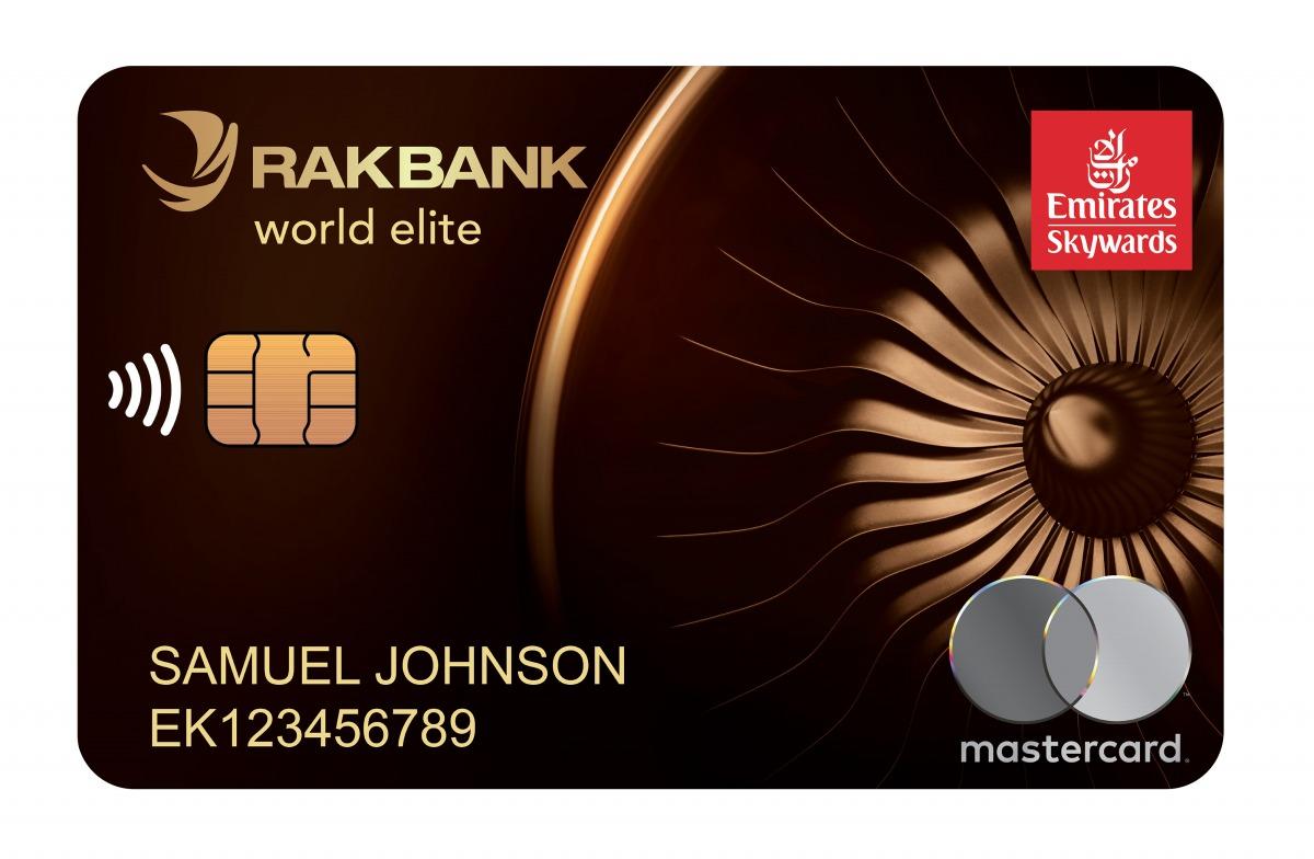 Emirates Skywards World Elite Credit Card