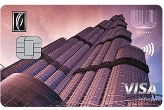 Emirates NBD U by Emaar Visa Infinite Card
