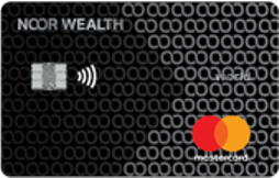 Noor Wealth World Credit Card