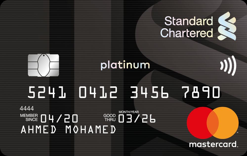 Standard Chartered Platinum