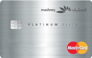 MASHREQ Platinum Elite Card
