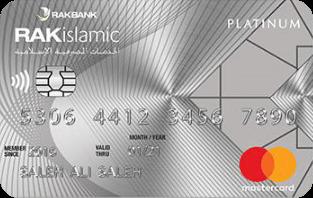 Rakbank Murabaha Platinum Card