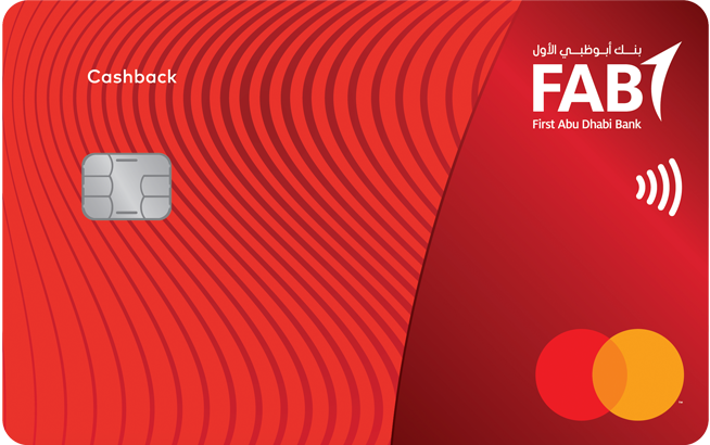 FAB Cashback Credit Card