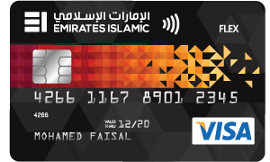 EMIRATES ISLAMIC Flex Platinum Card