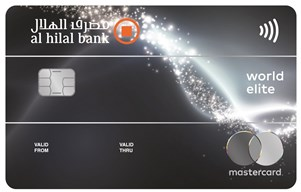 Al Hilal Bank World Elite Card