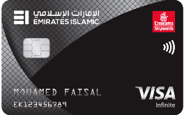 EMIRATES ISLAMIC Skywards Infinite Card
