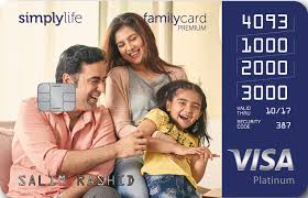 Simplylife Family Card (Premium)