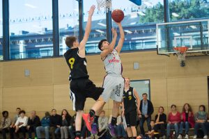 JBBL: RheinStars Köln vs. Metropol Baskets