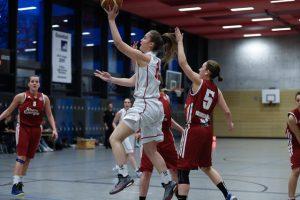 Landesliga Damen: RheinStars 2 vs. RheinStars 3