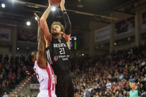 Basketball Champions League:Telekom Baskets Bonn vs. Besiktas Istanbul
