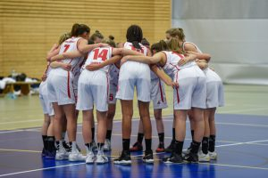 WNBL: RheinStars Ladies Hürth vs. Metropol Girls