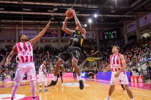 BBL: Telekom Baskets Bonn vs. Walter Tigers Tübingen