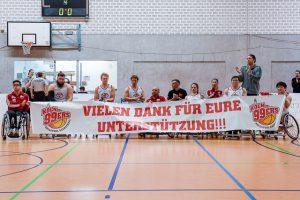 1.RBBL: RheinStars Köln vs. BSC Rollers Zwickau e.V.