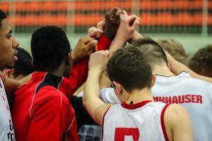 WBV Pokal U18: RSK vs. TuS Iserlohn Kangeroos Pokal