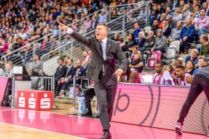 Telekom Baskets Bonn vs Basketball Löwen Braunschweig