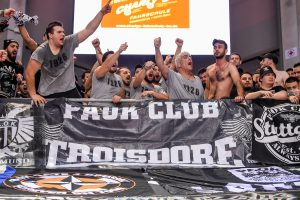 Champion League: Telekom Baskets Bonn vs. PAOK Thessaloniki