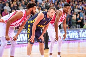 BBL: Telekom Baskets Bonn vs. EWE Oldenburg