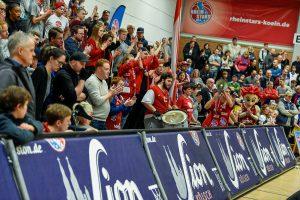 ProB: RheinStars Köln vs. BBC Coburg