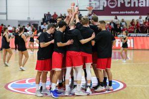 1 Regio: Bayer Giants Leverkusen II @ RheinStars Köln