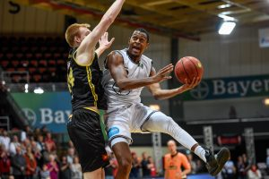 ProA: Bayer Giants Leverkusen vs. Kirchheim Knights