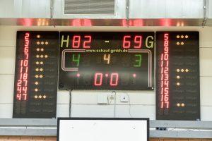 1.Regio: RheinStars Köln vs BSV Münsterland Baskets Wulfen
