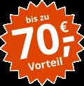 Jetzt Bausparvertrag vergleichen: Bis zu 70,- Euro Vorteil mit Online-Bonus plus Extra-Bonus zusätzlich sichern!