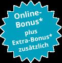 plus Extra-Bonus zusätzlich