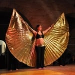 Francesca Guglielmi maestra di danza orientale