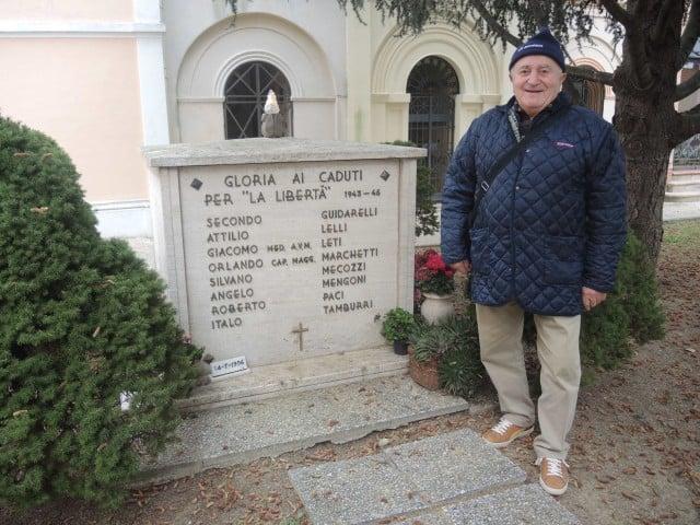 Caduti della Resistenza  civitanovesi e Alberto Mogianesi