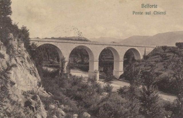 Belforte del Chienti anni Venti (gent. conc. Rossano Cicconi)