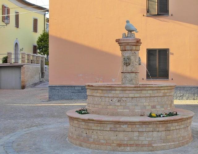 Fontana di Cessapalombo (MC)