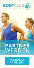 """Mit """"Fitness"""" im Business Club von B24 - gutes Geld verdienen, werde Partner !"""