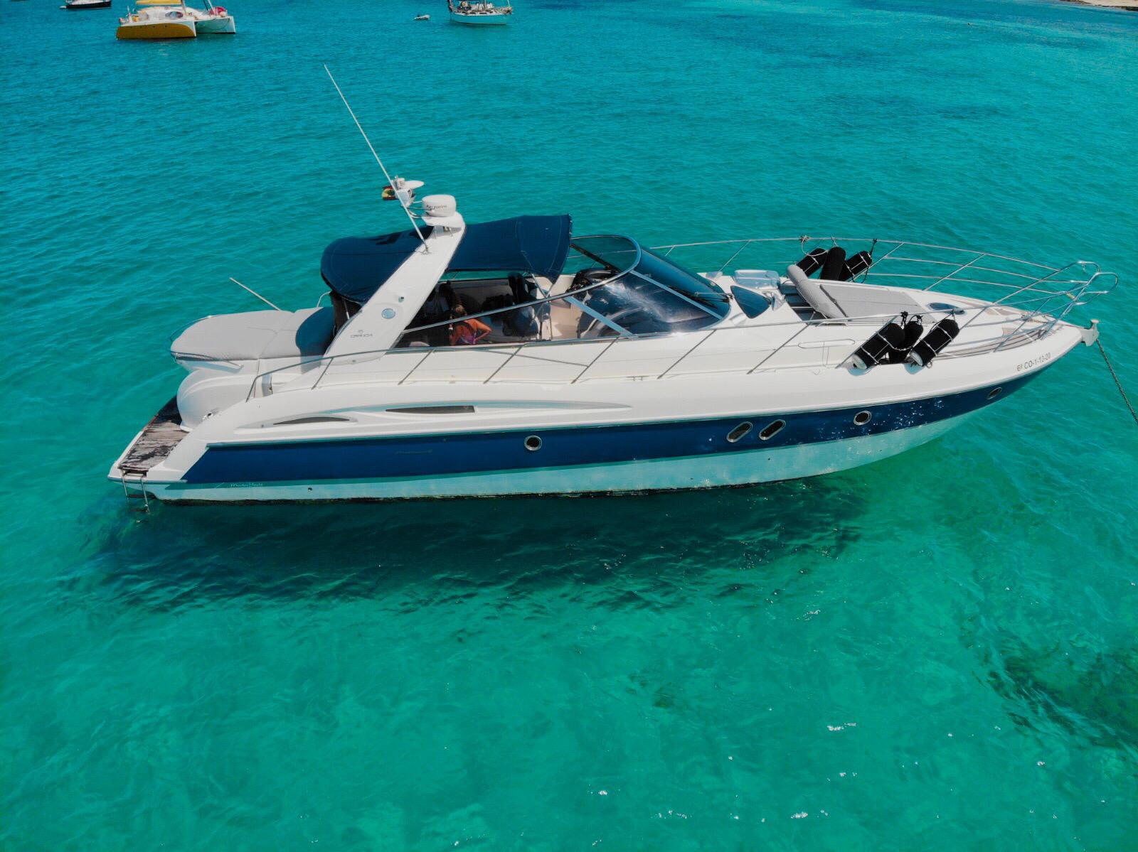 Cranchi-47-Yacht-Ibiza