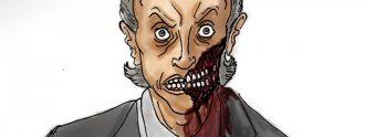 Recensione fumetto horror Marco Travaglio Zombie